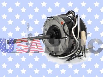 1860 1876 - US motors Replacement Condenser Fan Motor 1/4 hp 208-230V 1075 RPM