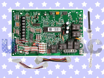 10087002 100870-02 - OEM Lennox Armstrong Ducane 2Stg Furnace Control Circuit Board