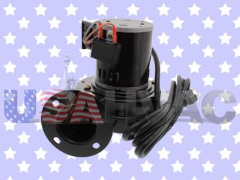 AC-16 AC16 AC-16-AMP - Englander Pellet Stove Exhaust Vent Inducer Motor