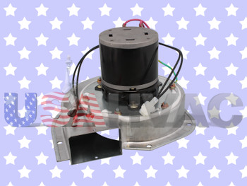 911065021 - Whitfield Pellet Stove Exhaust Vent Inducer Motor