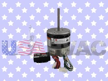 HD44AE123 - Climatek ECM Furnace Blower Motor Fits Carrier Bryant Payne