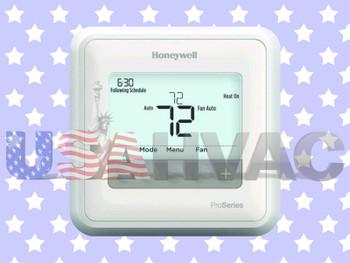 TH4110U2005/U - OEM Honeywell T4 Pro Programmable 1H/1C Thermostat