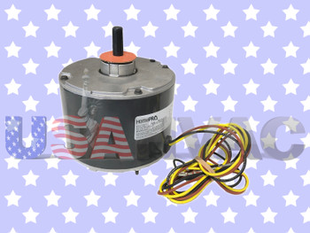 K55HXSWJ-7926 - HomePRO Condenser Fan Motor Fits Emerson US Motors