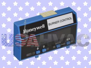 S7800A1001/U S7800A - Honeywell Burner Control Keyboard Display Control Module