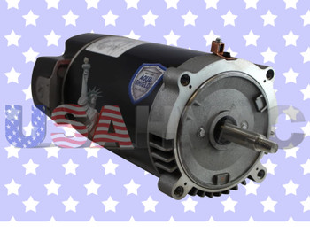 110284 113687 141970 - Climatek Round Flange Pool Spa Pump Motor 1.5 HP