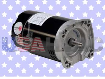 C1245 C48K2EB104 EB853 - Climatek Round Flange Pool Spa Pump Motor 1 HP