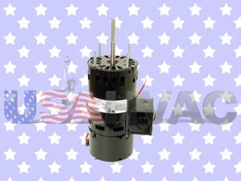 HC24AU461 P251-8901 - OEM Carrier Bryant Payne Inducer Fan Motor