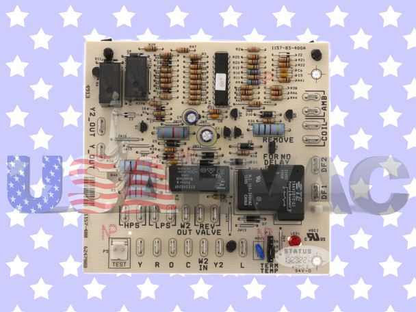 1157-83-400A - OEM Intertherm Nordyne Miller Defrost Control Circuit Board