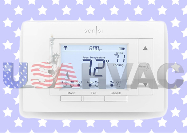 1F86U-42WF 1F86U42WF - OEM White-Rodgers Emerson Sensi Programmable Wifi Thermostat