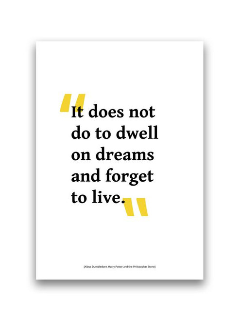 Harry Potter - Dwell On Dreams