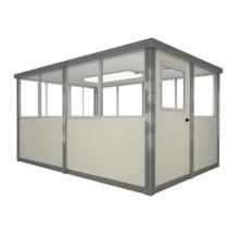 5' x 10' Booth with Swing Door