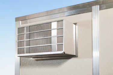 Booth HVAC Options