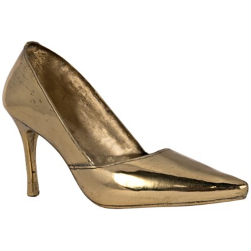 Brass Heel