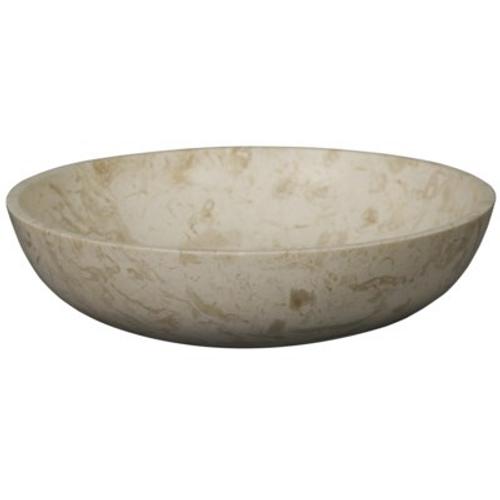 White Marble Bowl