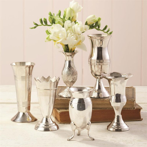 Queen Anne's Silver Vase