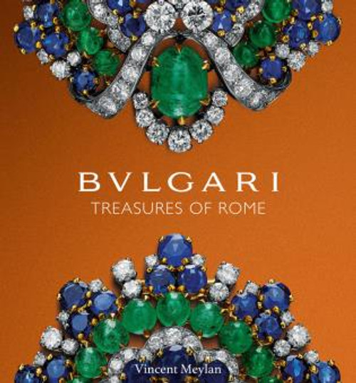 Bulgari: Treasures of Rome Book