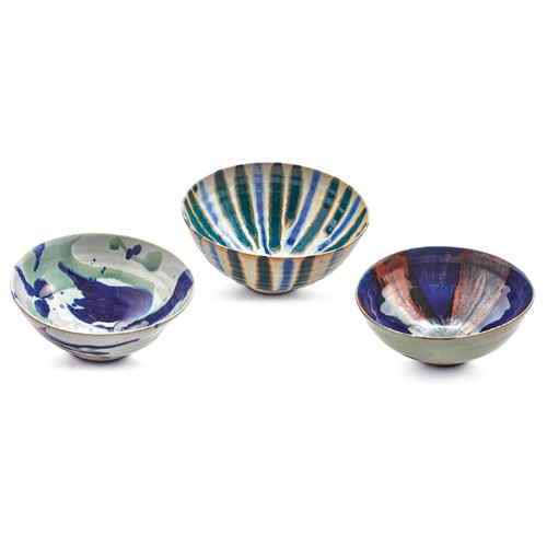 Artisan Round Bowls Collection