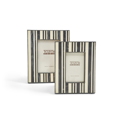 Striped Frame Collection
