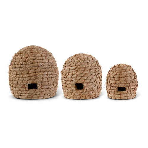 Natural Grass Beehive Collection