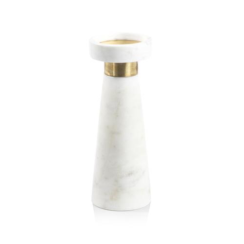 Marmo Marble Pillar Holder