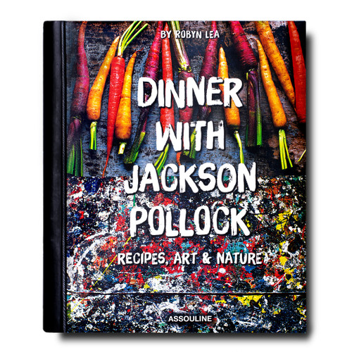 Dinner with Jackson Pollock Book