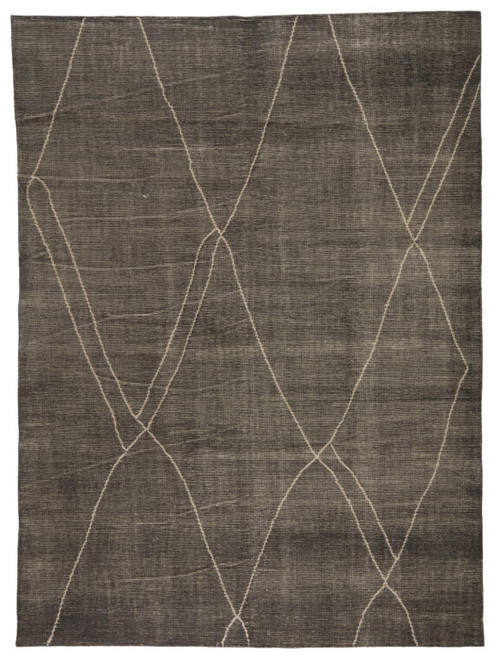 Moroccan Pewter Rug Collection