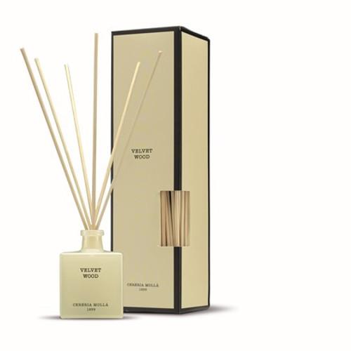 Velvet Wood Fragrance Collection