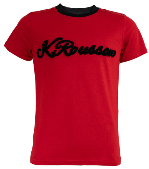 Signature KRoussaw T-Shirt Red