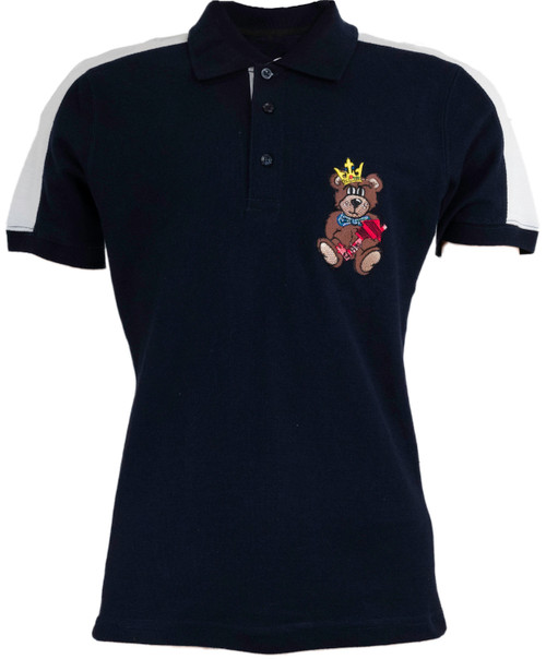 The Ideal Polo Navy Blue