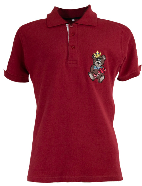 The Ideal Polo Maroon