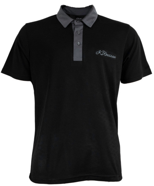The Signature Polo Black