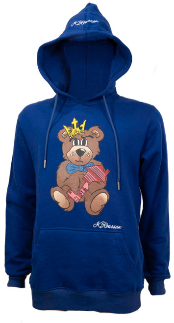 The Difference Hoodie Blue