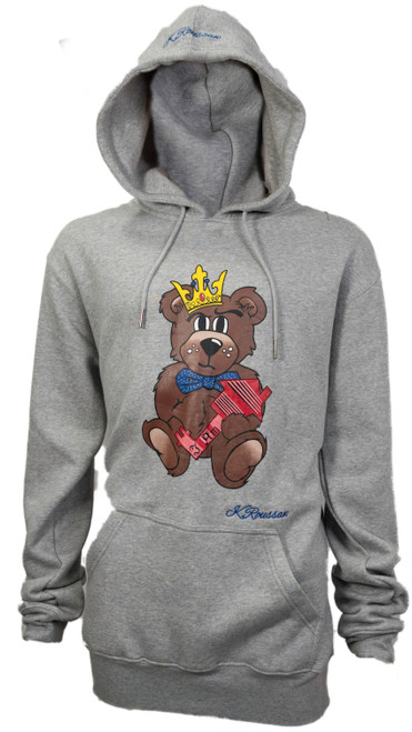 The Difference Hoodie Heather Grey