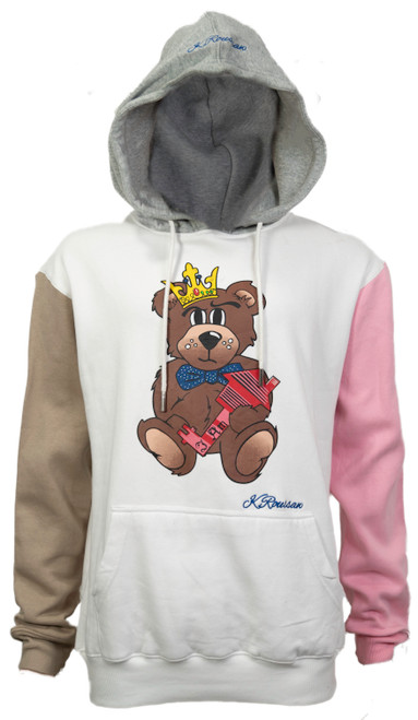 The Difference Hoodie Multicolor