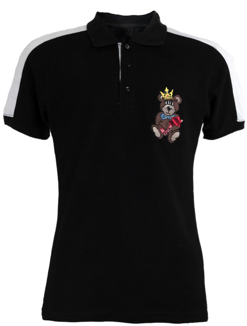 The Ideal Polo Black
