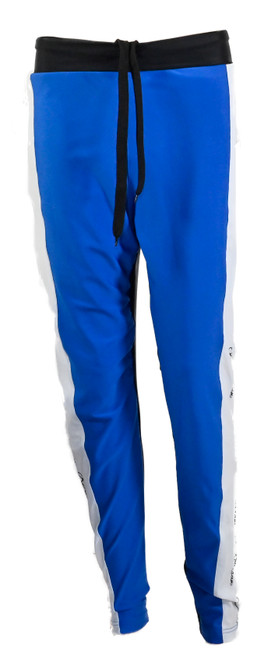 The Allure Track Pants  Blue