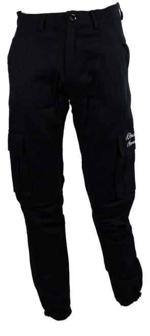 Signature Cargo Pants Black