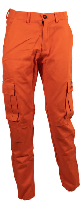 Signature Cargo Pants Orange