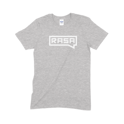 Rasa Logo T-shirt - Gray