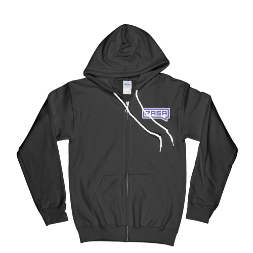 Rasa Logo Hoodie - Black