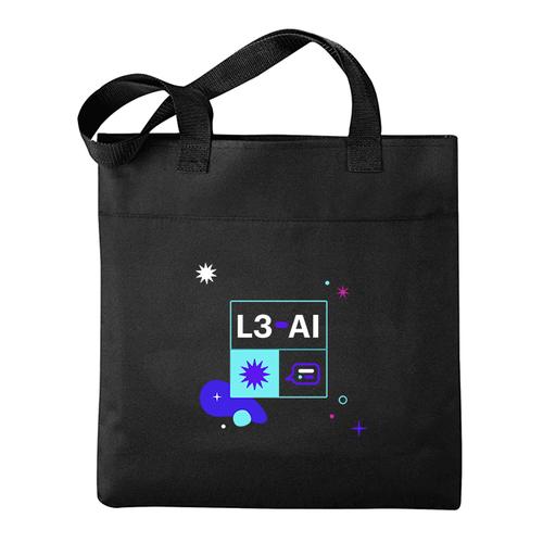 L3-AI tote bag