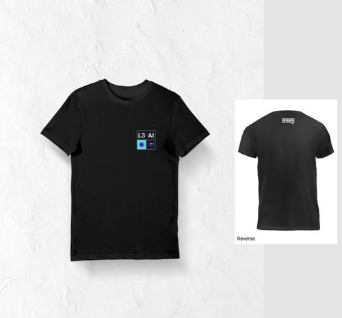 L3-AI t-shirt 2021 (unisex)