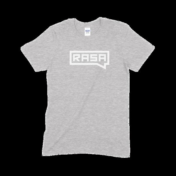 Rasa Logo T-shirt - Gray