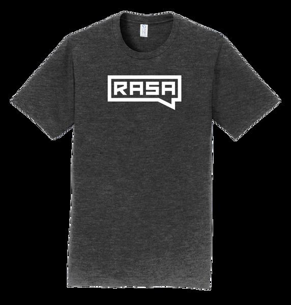 Rasa Logo T-shirt - Dark Gray