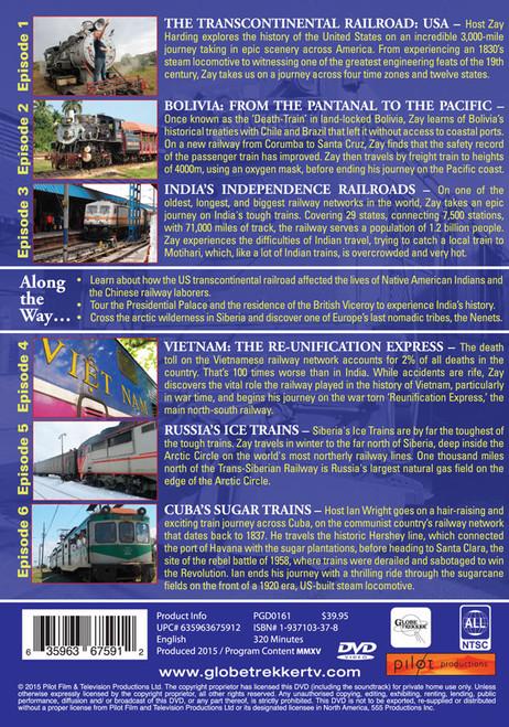 Tough Trains (Physical DVD)