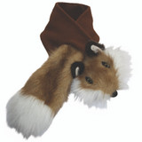 1117 FOX SCARF