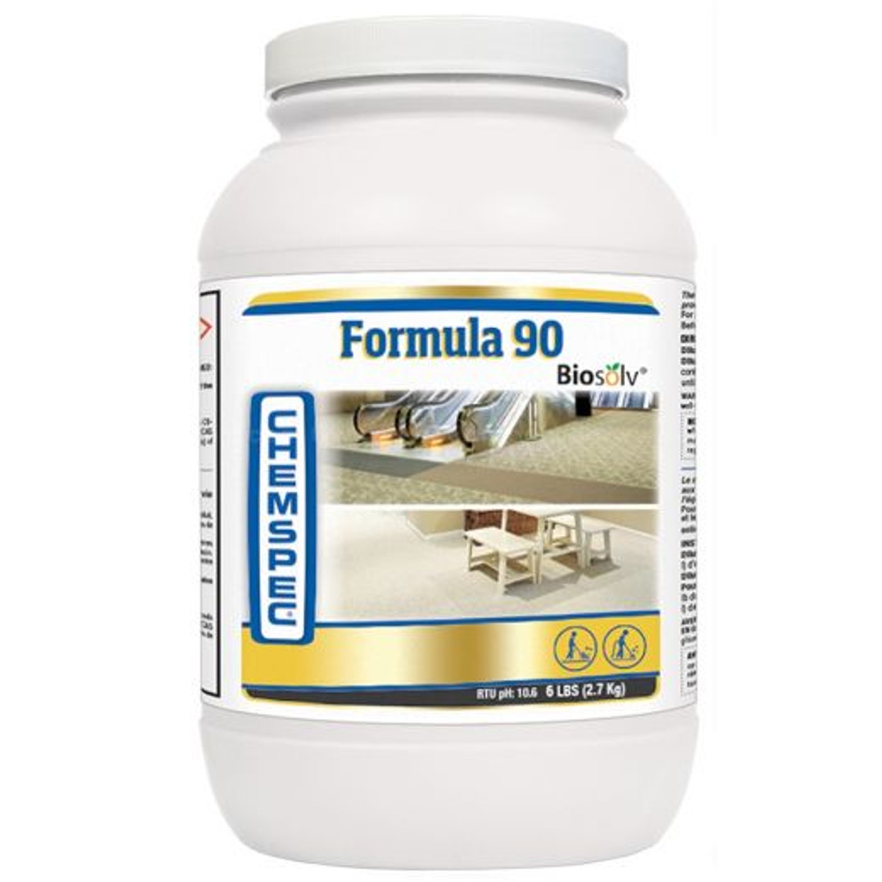 Formula 90 Powder 6 LB CASE of 4 Each