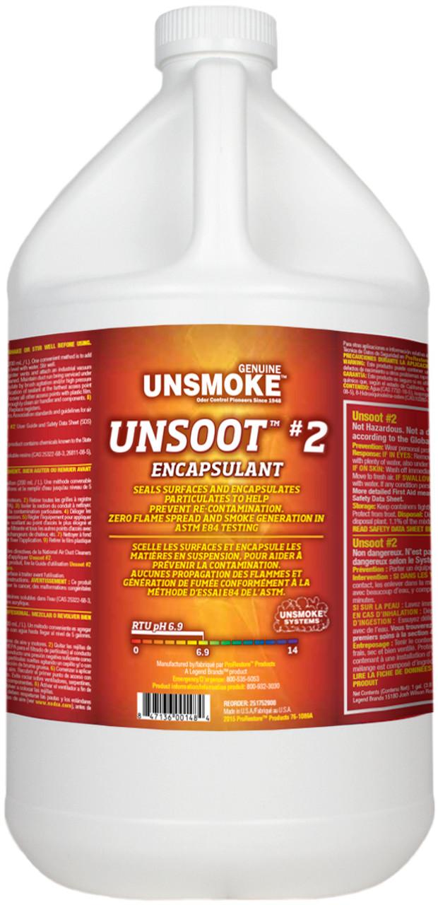 Unsmoke Unsoot #2 Encapsulant