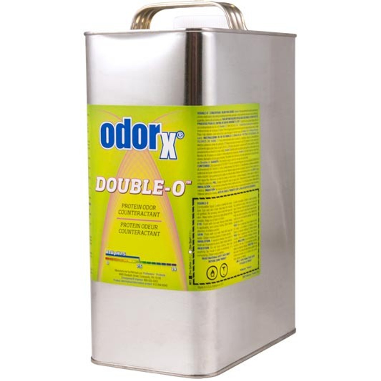 ODORx Double-O Protein Smoke Odor Counteractant and Deodorant