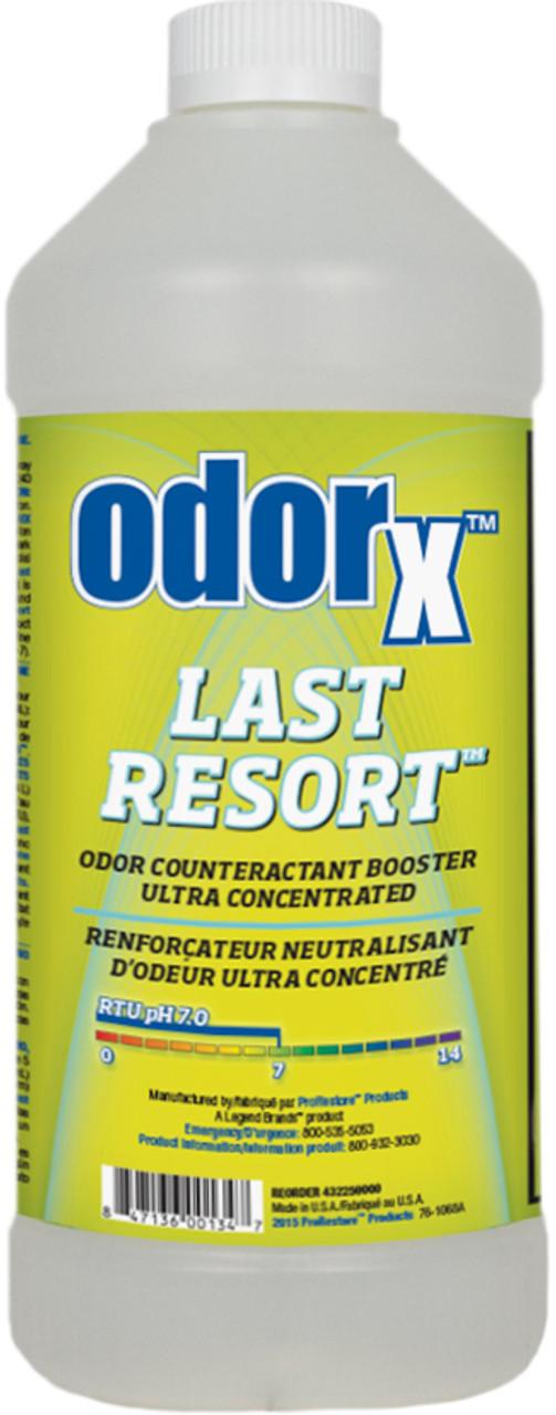 ODORx Last Resort Odor Counteractant